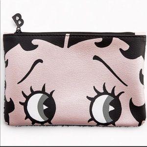 NEW! Betty Boop small makeup bag🌟 3/$25